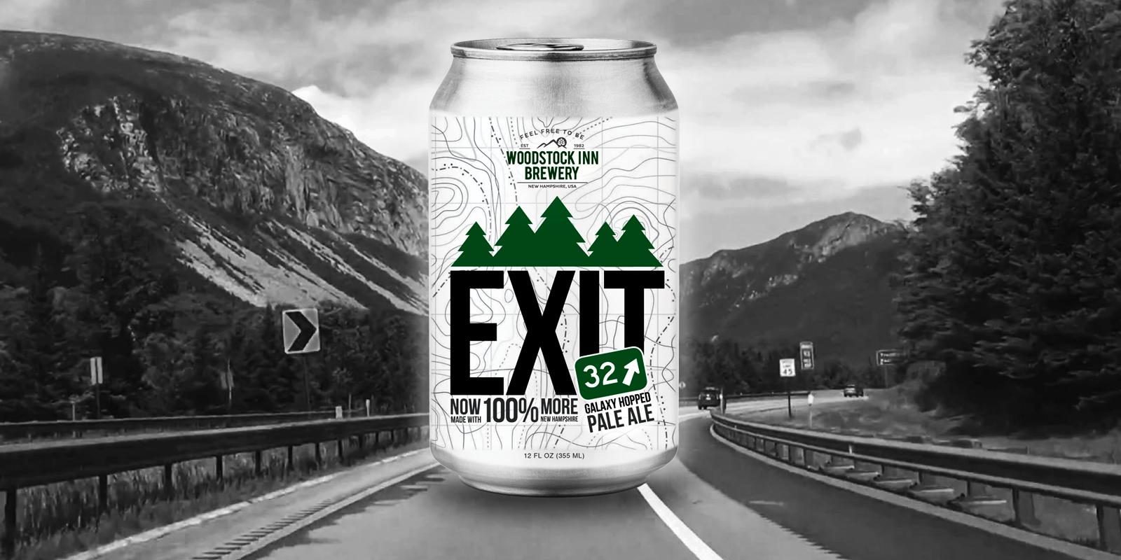 New beer: Exit 32