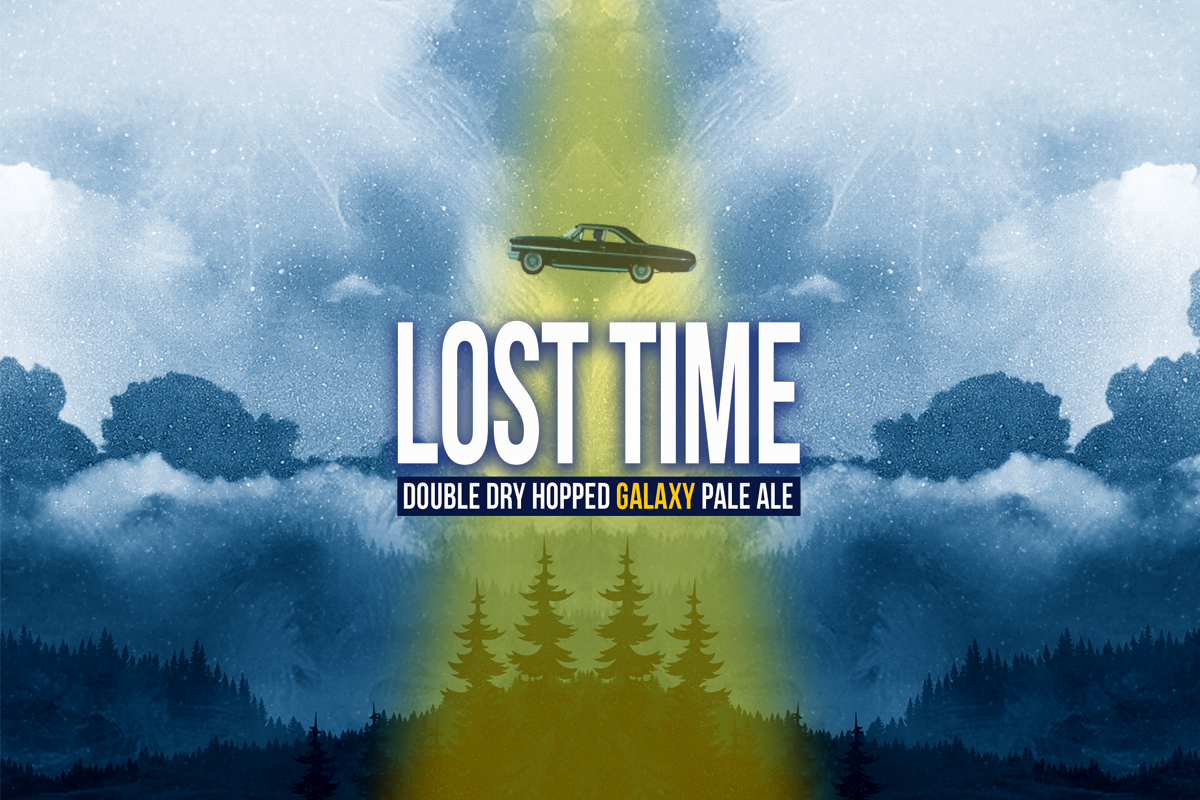 Tour the Galaxy With Lost Time